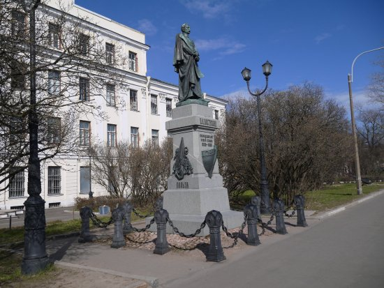 Monument to Pakhtusov