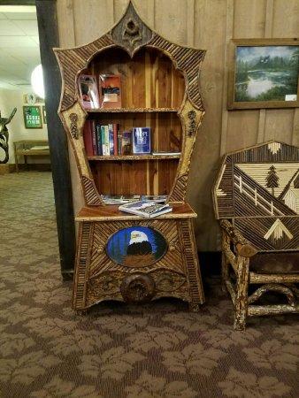 Interesting Furniture interesting furniture - picture of abe martin lodge, nashville