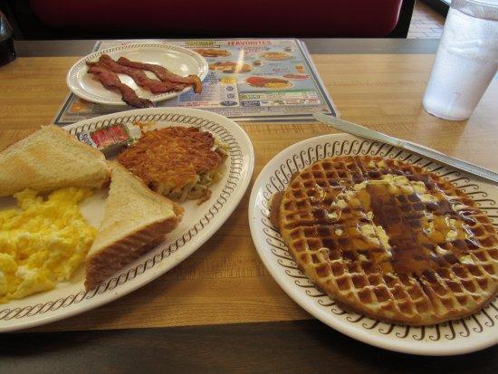 Waffle House: Breakfast Deal - $7.50