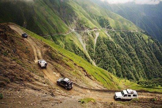 Tusheti National Park Photo