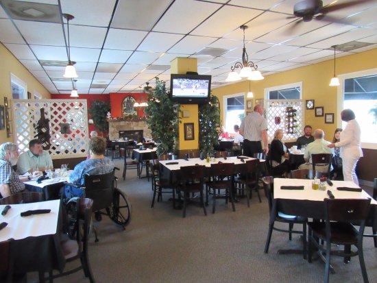 Monteagle, Теннесси: restaurant