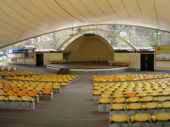 Amphitheater of St. Hadyna