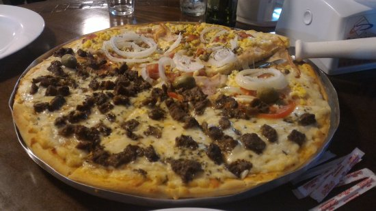 Dianopolis, TO: Pizza