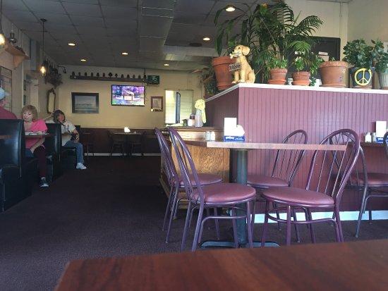 Blacksburg, VA: Abby's Restaurant Hall