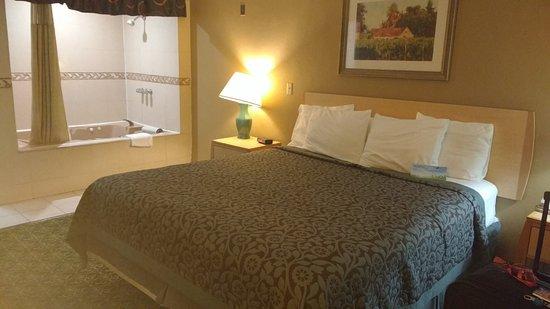 Whittier, Kalifornien: Room felt a bit dated