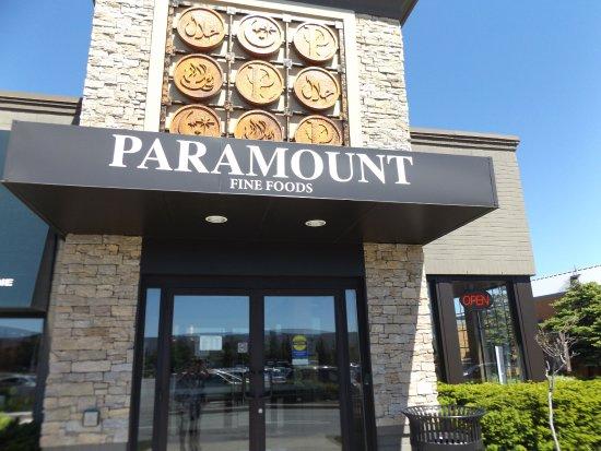 Paramount Fine Foods Brampton