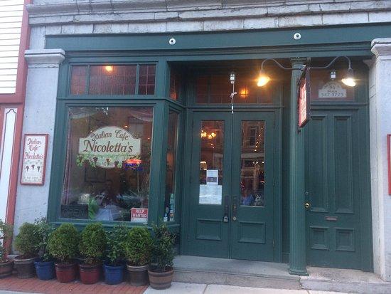 Nicoletta's Italian Cafe: photo1.jpg