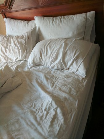 Drums, PA: soft & comfy sheets! i also love that HIX labels the soft/firm pillows.