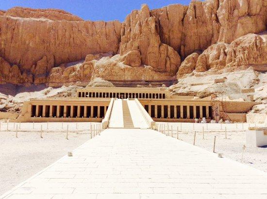 Egypt Tours Portal Day Trips: Temple of Hatshepsut