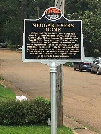 Medgar Evers Home: photo1.jpg