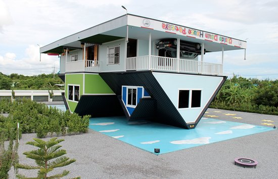 Upside Down House Pattaya