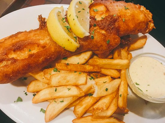 how to order fish and chips