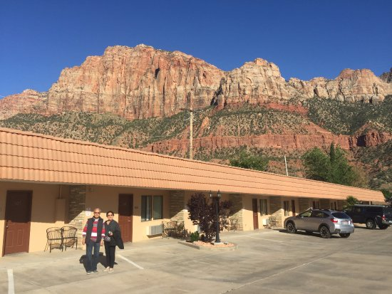 Zion Park Motel Photo