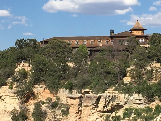 Picture of el tovar hotel grand canyon for El tovar grand canyon