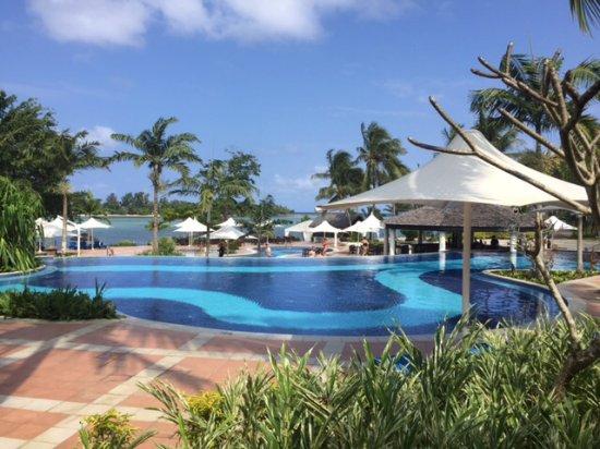 Warwick Le Lagon - Vanuatu Aufnahme