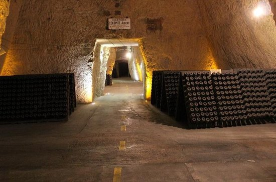 Private, Full-Day Champagne Tour from...