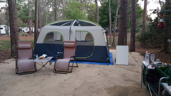 The Campsites at Disney's Fort Wilderness Resort Photo