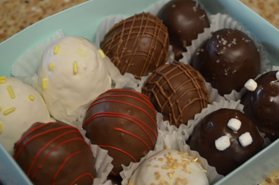 Woodinville, Waszyngton: Delicious Truffles