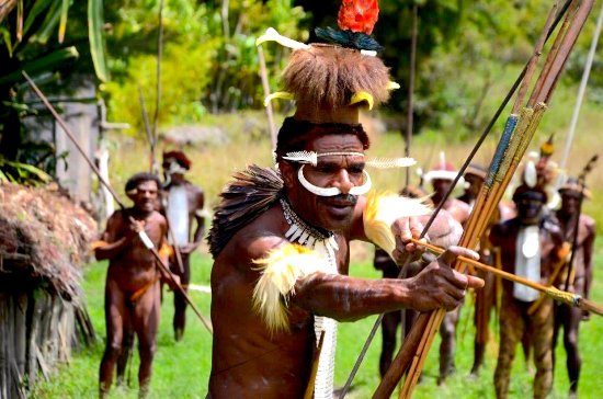 Travel Papua