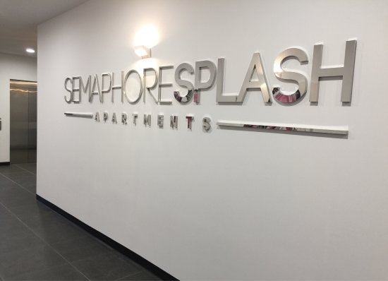 Semaphore Splash Apartments