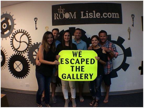 Mobile Escape Room Illinois