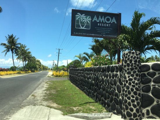 Amoa Resort: photo0.jpg