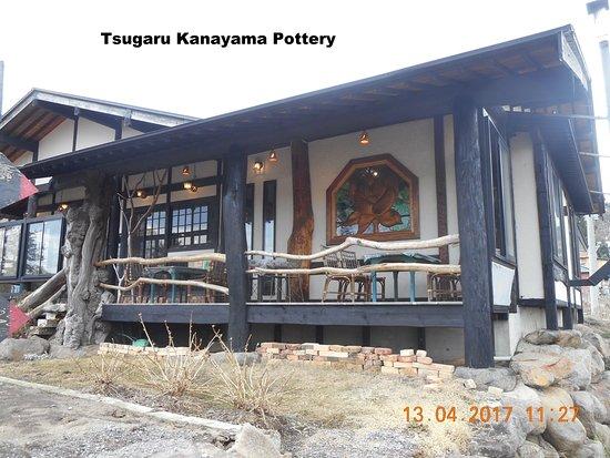 Tsugaru Kanayama Yaki
