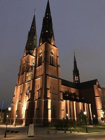Uppsala, Svezia: ウプサラ大聖堂