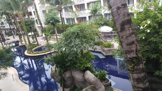 Sunset Beach Resort: 20170516_064648_large.jpg