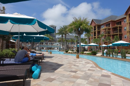 The Henderson A Salamander Beach Spa Resort Lazy River