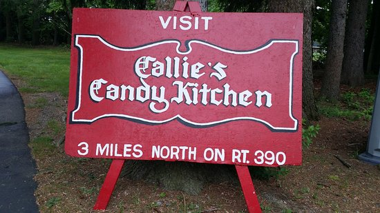 Callie S Candy Kitchen Website