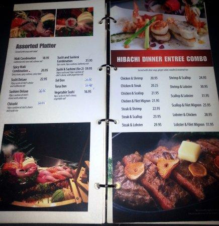 Algonquin, IL: platter & dinner combinations