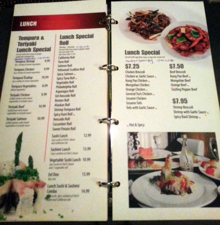Algonquin, IL: lunch and lunch specials pages