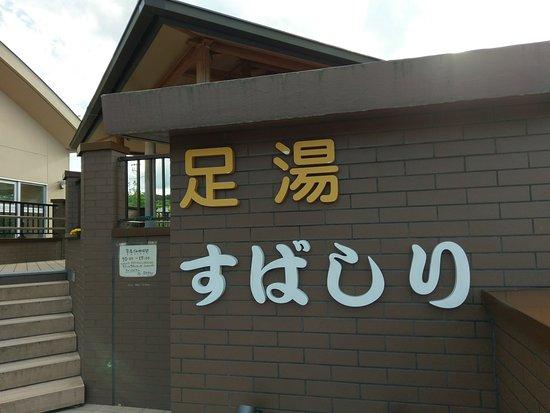 Oyama-cho, Japan: 道の駅すばしり