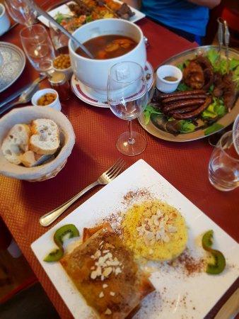 Le mamounia haguenau restaurant avis num ro de for Restaurant le jardin haguenau