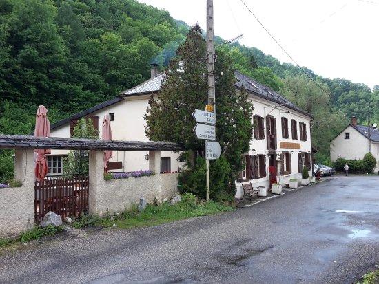 Auberge des deux rivieres hotel seix france voir les for Auberge du haut jardin