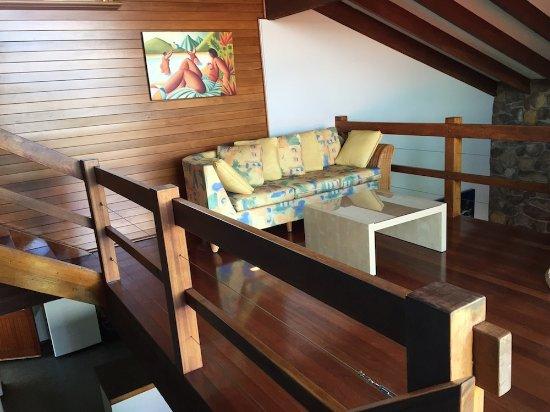 Prevelly, Australia: Mezzanine floor double level house