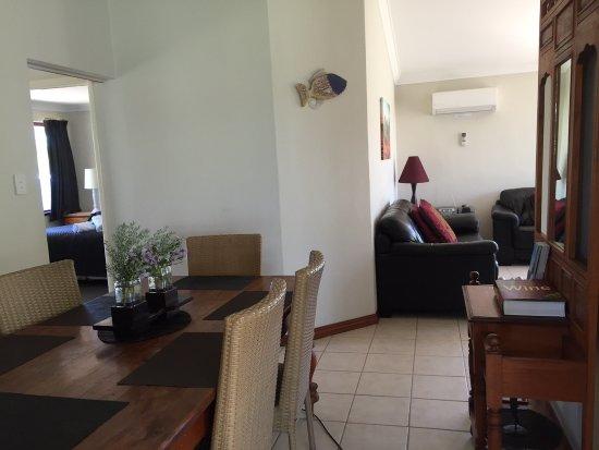 Prevelly, Australia: Living area beachside house