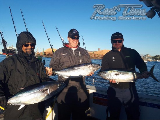 Portland fishing charters portland victoria june 4 th 2017 for Portland fishing guides