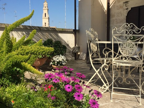 Roof Barocco Suite B&B: Terrazza Suite
