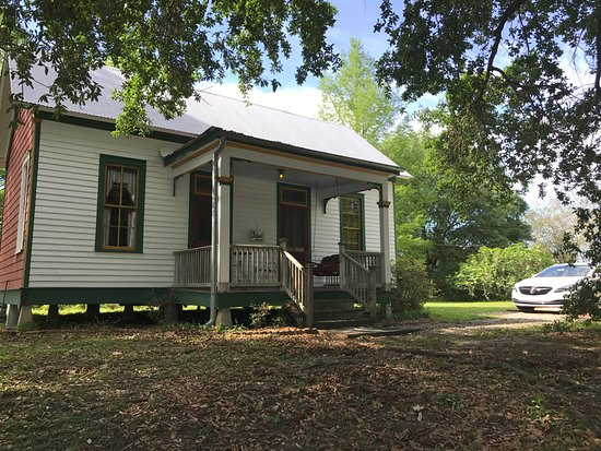 Cajun Country Cottages Bed and Breakfast: Notre cottage