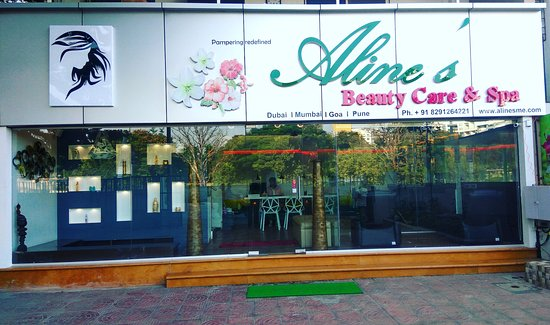 ‪Aline's Beauty Care & Spa Pune‬