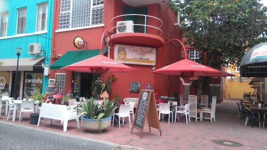 Il Barile da Mario Bar Restaurant: freundliche Bedienung, sehr gutes italienisches Essen