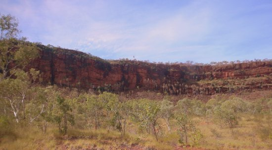 Northern Territory, Avustralya: Good picnic area with walking trail, between Victoria River and Katherine