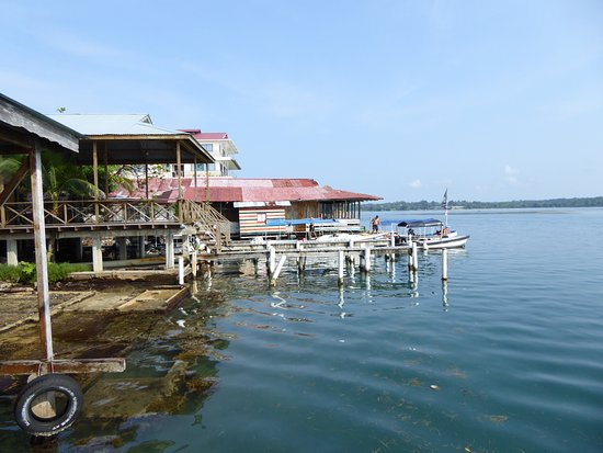Bocas Inn: View of other hotels