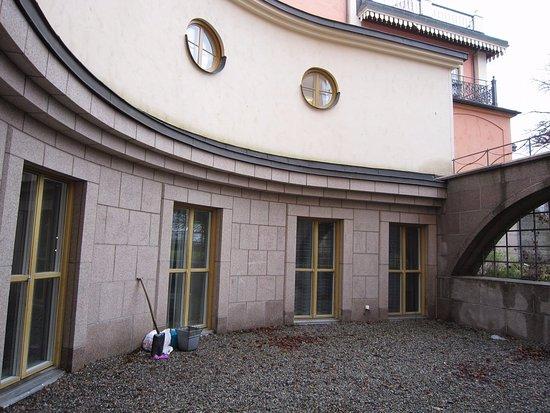 Scandic Hasselbacken : View from Junior Suite #105