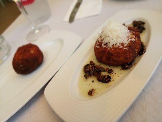 Una cena eccezionale, ottimo rapporto qualità prezzo, cucina ...