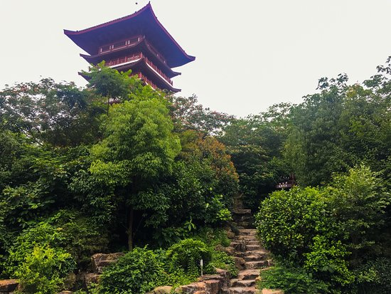 Taizhou Baiyun Mountain: Very nice and quite.