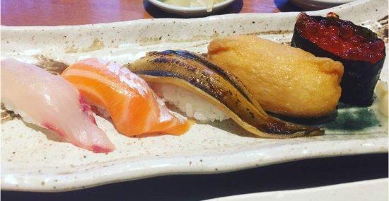 Rakuzen Japanese Restaurant : We always hand-pick our sushi