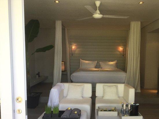 Bilde fra The Lombok Lodge